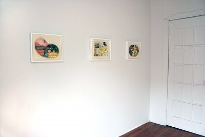 Installation View at <i>OOLM</i>,Culture Room, NY, November 2015